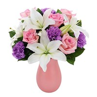 Perfect in Pastel Bouquet (BF378-11K)